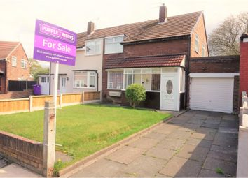 Thumbnail 3 bed semi-detached house for sale in Yew Tree Close, Liverpool