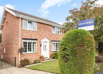 Thumbnail 4 bedroom detached house for sale in Cricketers Green, Yeadon, Leeds