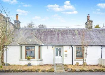 Thumbnail 2 bed cottage for sale in Carlops, Penicuik