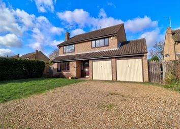 4 bed detached house for sale in Larklands, Longthorpe, Peterborough PE3