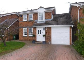 Thumbnail 3 bed detached house for sale in Shillingheld Close, Bearsted, Maidstone, Kent