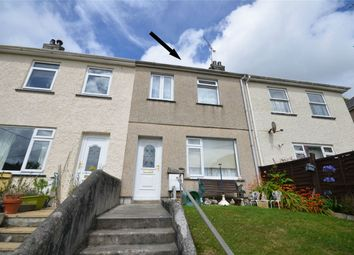 Thumbnail 2 bed terraced house for sale in Stokes Road, Truro, Cornwall