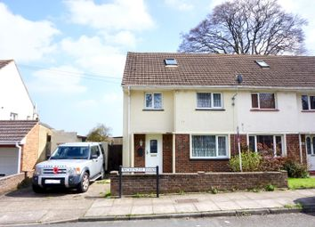 Thumbnail 3 bed semi-detached house for sale in Mckenzie Road, Walderslade, Chatham