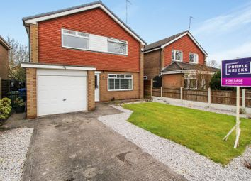 Thumbnail 4 bed detached house for sale in Copperfield Road, Cheadle