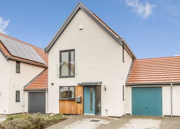 Thumbnail 3 bed link-detached house for sale in Fieldfare Way, Swaffham
