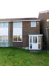 Thumbnail 3 bedroom semi-detached house for sale in Brill Close, Luton, Bedfordshire