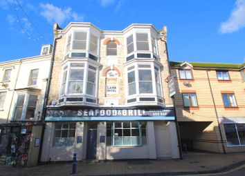 Thumbnail Restaurant/cafe for sale in 59 High Street, Ilfracombe