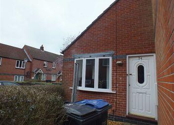 Thumbnail 1 bed semi-detached bungalow to rent in Rochelle Court, Market Lavington, Wiltshire