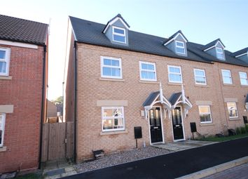 Thumbnail 3 bedroom semi-detached house for sale in Lavender Way, Newark, Nottinghamshire.