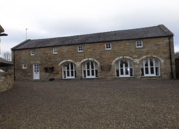 Thumbnail 4 bed property to rent in Mitford, Morpeth