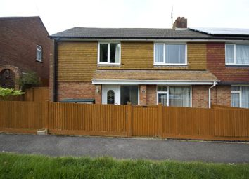 Thumbnail 3 bed semi-detached house for sale in Beresford Close, Waterlooville, Hampshire