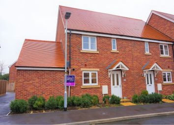 Thumbnail 3 bed end terrace house for sale in Brooklands, Chippenham