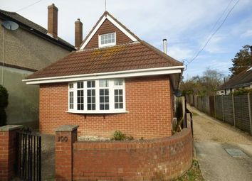Thumbnail 3 bed bungalow for sale in Kingswell Road, Bournemouth