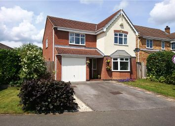 Thumbnail 4 bedroom detached house for sale in Bradwell Way, Belper