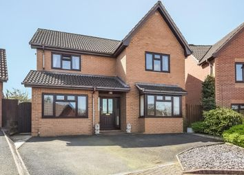 Thumbnail 4 bed detached house for sale in Tai Ar Y Bryn, Builth Wells