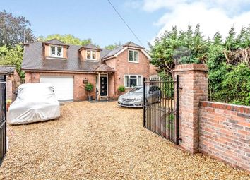Scant Road West, Hambrook, Chichester PO18. 4 bed detached house for sale