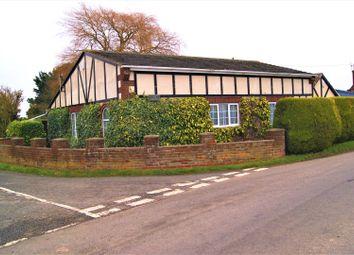 Thumbnail 3 bed detached bungalow for sale in Lowgate Lane, Surfleet, Spalding