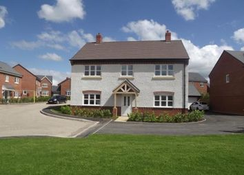 Thumbnail 5 bed detached house for sale in Dales View, Luke Lane, Brailsford, Derbyshire