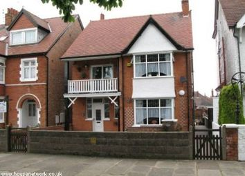 Thumbnail 4 bed detached house for sale in 17, Scarbrough Avenue, Skegness, Lincolnshire