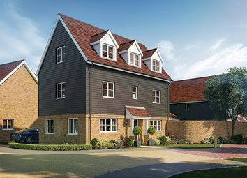 """Thumbnail 4 bed property for sale in """"Gosfield"""" at Moy Green Drive, Horley"""