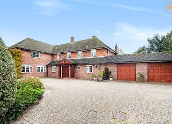 Thumbnail 6 bed detached house for sale in Vernon Avenue, Harcourt Hill, Oxford