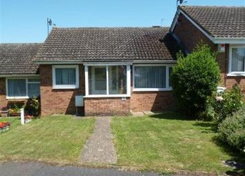 Thumbnail 2 bed bungalow to rent in Roche Way, Wellingborough