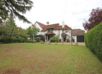 Thumbnail 3 bed semi-detached house for sale in Pyrford, Woking, Surrey