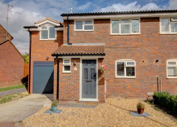 Thumbnail 4 bed semi-detached house for sale in Derwent Close, Wokingham