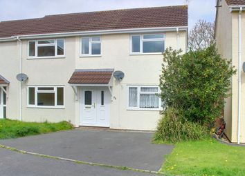 Thumbnail 3 bed semi-detached house for sale in Home Farm Road, Fremington, Barnstaple