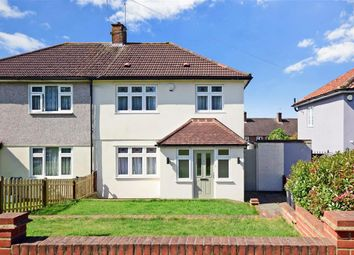 Thumbnail 3 bed semi-detached house for sale in Brady Avenue, Loughton, Essex