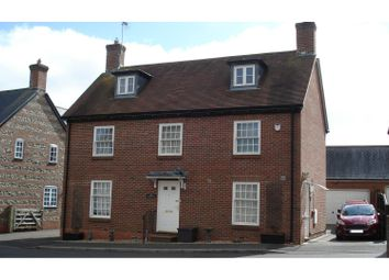Thumbnail 5 bed detached house for sale in Blackmore Vale Close, Templecombe
