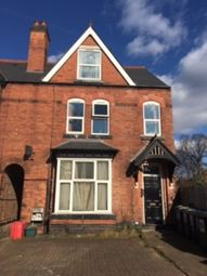 Thumbnail 2 bed flat to rent in Chester Road, West Midlands