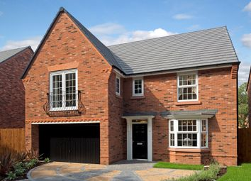 """Thumbnail 4 bed detached house for sale in """"Shelbourne"""" at London Road, Nantwich"""