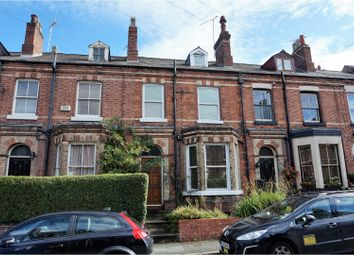 Thumbnail 4 bed terraced house for sale in Lorne Street, Chester