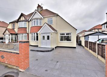 Thumbnail 4 bed semi-detached house for sale in Magdalen Road, Cleveleys, Thornton Cleveleys, Lancashire