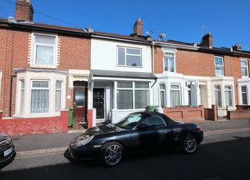 Thumbnail 3 bed terraced house for sale in Frogmore Road, Southsea