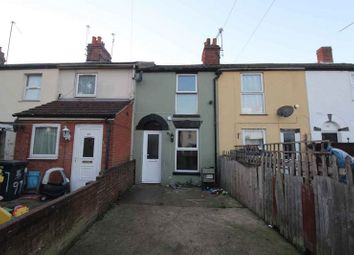 Thumbnail 2 bed terraced house for sale in Exmouth Road, Great Yarmouth