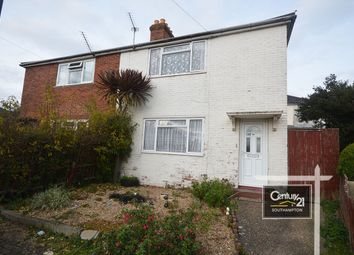 Thumbnail 3 bed semi-detached house to rent in |Ref:54|, Victory Road, Southampton
