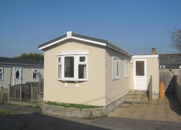 Thumbnail 1 bed mobile/park home for sale in Kernyk Parc, Clodgey Lane, Helston, Cornwall