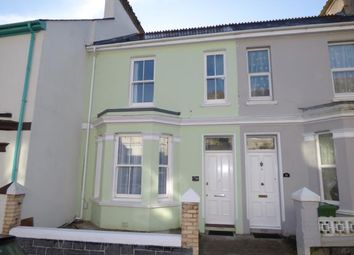 Thumbnail 4 bedroom terraced house for sale in Laira, Plymouth, Devon