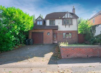 4 bed detached house for sale in Cole Valley Road, Birmingham B28