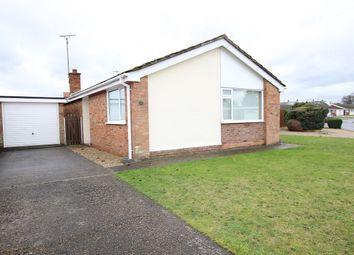 Thumbnail 3 bed detached bungalow for sale in Leggatt Drive, Bramford, Ipswich, Suffolk