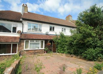 Thumbnail 3 bed terraced house for sale in Bevendean Crescent, Brighton, East Sussex