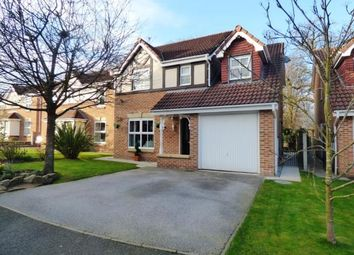 Thumbnail 4 bed property for sale in Gritstone Drive, Macclesfield, Cheshire