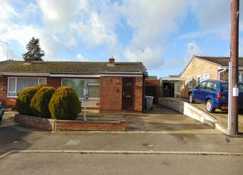 Thumbnail 3 bed semi-detached bungalow for sale in Langdale, Desborough