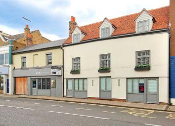Thumbnail 2 bed maisonette for sale in High Street, Hampton Wick, Kingston Upon Thames