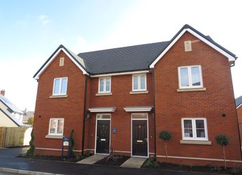 Thumbnail 3 bed semi-detached house for sale in Beedon Way, North Stoneham, Eastleigh