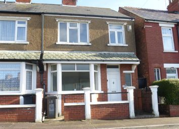 Thumbnail 3 bedroom end terrace house for sale in Llanover Street, Barry