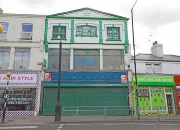Thumbnail  Retail premises for sale in Northdown Road, Cliftonville, Kent
