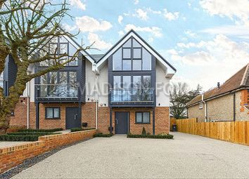Thumbnail 4 bedroom terraced house to rent in Hainault Road, Chigwell